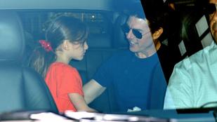 Tom Cruise tényleg 3 éve nem látogathatta meg a lányát