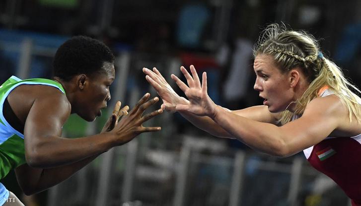 Egyik legnagyobb fájdalmunk talán, hogy eddig nem sikerült az éremszerzés birkózásban az idei olimpián. Németh Zsanett nem folytathatja a bronzéremért. 5-2-re nyert ellene a kameruni Ali.