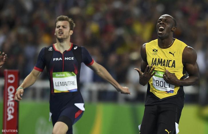 Usain Bolt olimpiai bajnok lett utolsó egyéni futásán is. A kétszázat háromszor nyerte egymás után. A hátát nézték a döntőben az első száz után. Nyolcadszor lett olimpiai bajnok.