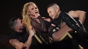 Britney Spears most megint nagyon visszatér