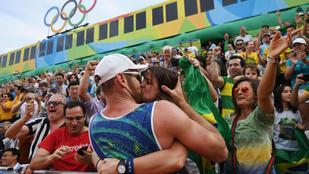 A szex és a meki volt a legjobb dopping az olimpián