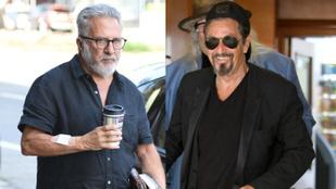 Meg tudná mondani, hogy Al Pacino, vagy Dustin Hoffman az idősebb?