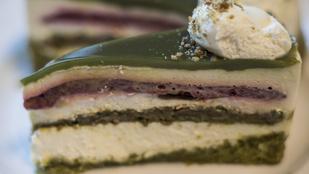 Ennek perverz színe van: kipróbáltuk, milyenek az ország tortái