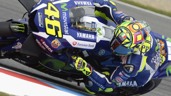 Valentino Rossi: Ez is elment