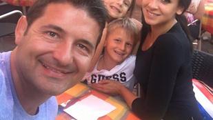 Hírek lekváros táska mellé: Hajdú Péter és Sarka Kata állítólag újra együtt vannak