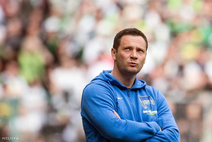 Dárdai Pál továbbra is vezetőedzőként szerepel a Hertha BSC-nél