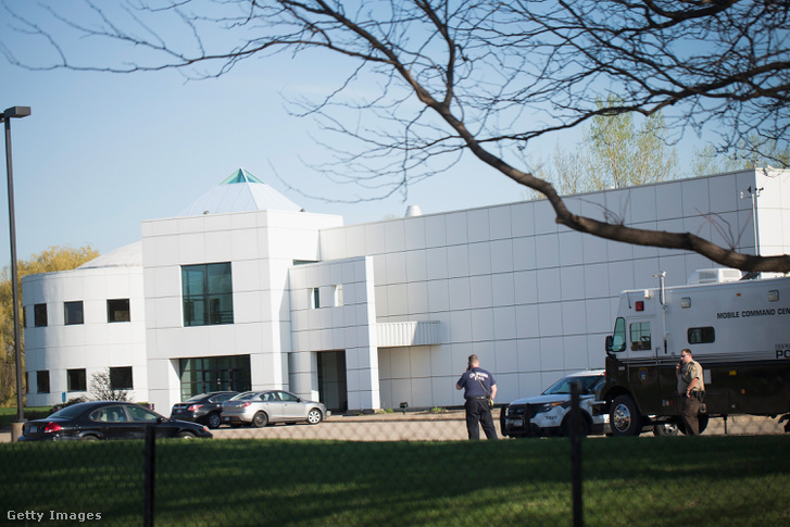 A Paisley Park Studios épülete.