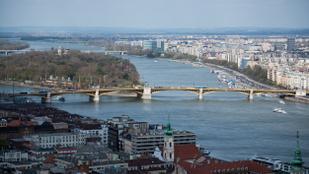 Holttestet találtak a Margit hídnál