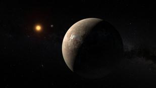 A Földhöz hasonló bolygót találtak a szomszédban