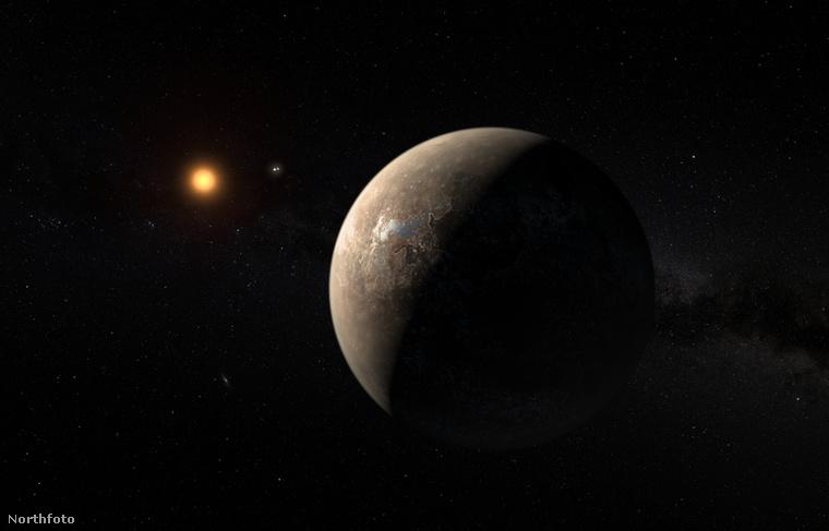 Az exobolygó a szomszédos naprendszerben van