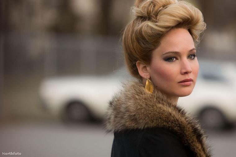 Jennifer Lawrence az Amerikai botrány c. filmben