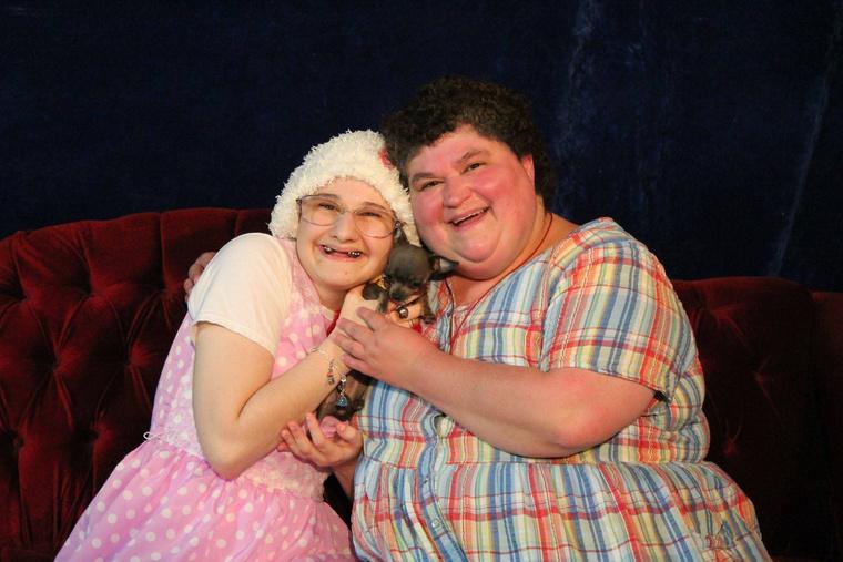 Gypsy Rose Blancharde anyjával, DeeDee Blancharde-dal