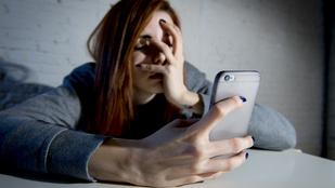 Hidegzuhany: posztolja, kapcsolatban van egy másik lánnyal