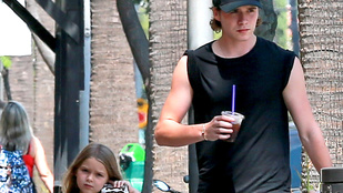 A Beckham gyerekek úgy néznek ki, mint a civilek