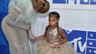 Teljesen világos, hogy Beyoncé lánya utál gálázni
