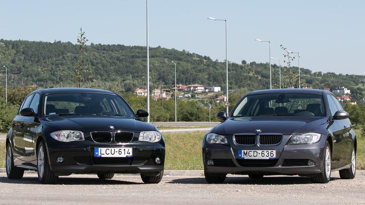 Nyolc évvel ezelőtt ők voltak a belépő BMW-k
