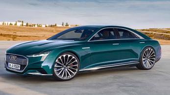 Veszélyben az Audi A8?