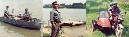 80-as évek: Földön, vízen