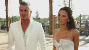 Victoria Beckham első látásra beleszeretett David Beckhambe