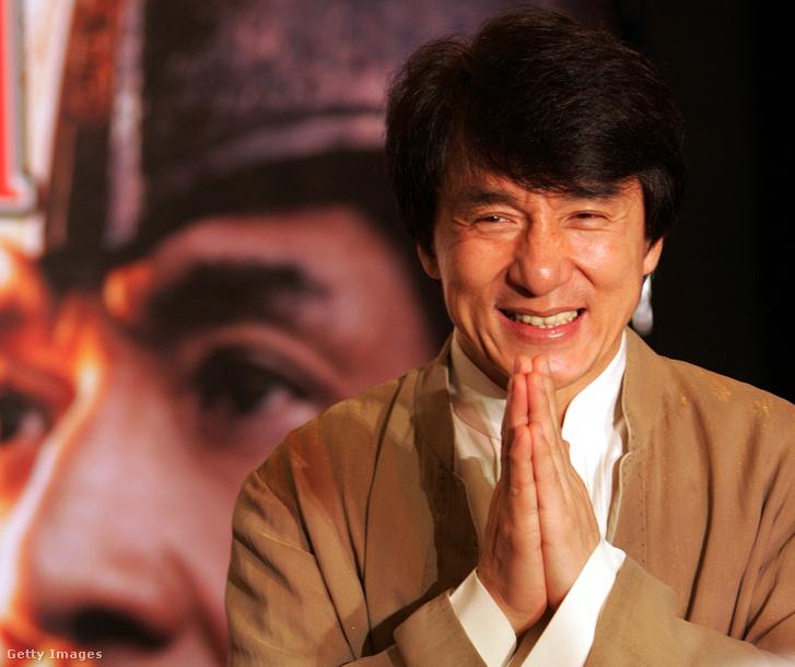 Jackie Chan w San Diego podczas konwentu ComicCon 2012 Imię i nazwisko Chan Kongsang Data i miejsce urodzenia 7 kwietnia 1954 Wzgórze Wiktorii Victoria