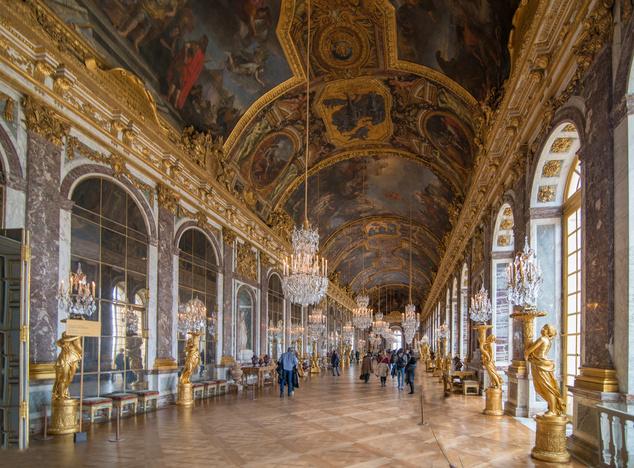 Versailles, a kastélyépítés alfája és omegája