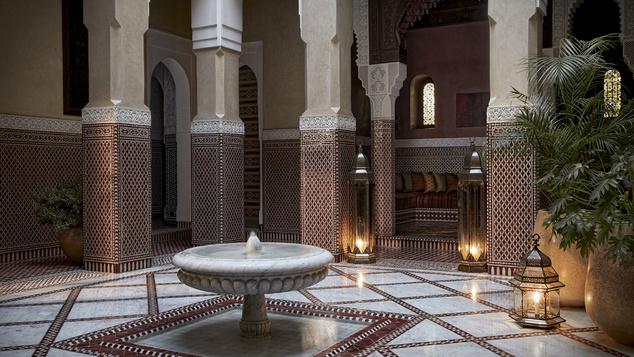 Arab elegancia Marokkóban