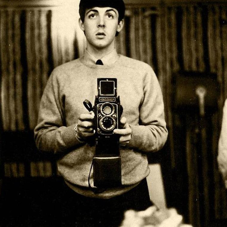 Paul McCartney - 1959