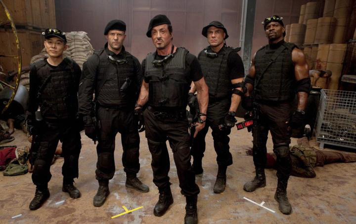 the expendables 70