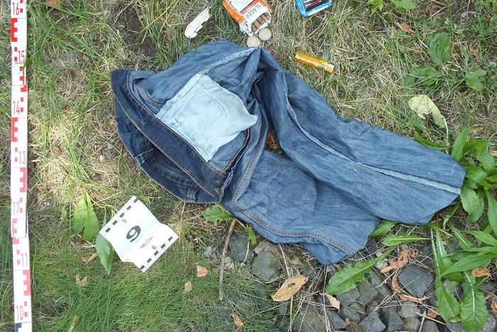 A férfi holttestét egy ózdi bokorban találták meg.