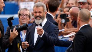 Mel Gibson szakállal, ráncokkal és egy új filmmel tér vissza