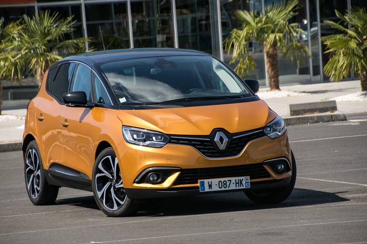 Az új Renault-arc nagyon csinos lett