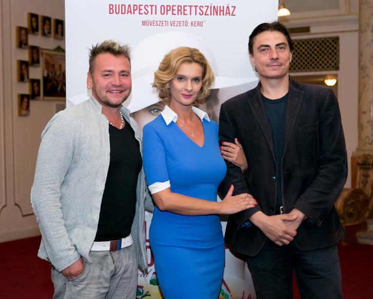 Mészáros Árpád Zsolt, Janza Kata és Szabó P. Szilveszter