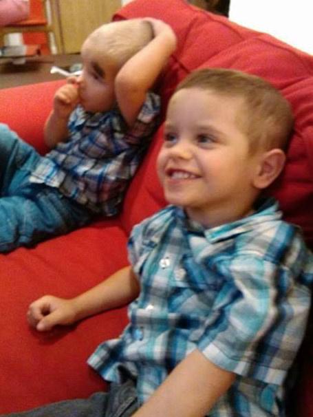 A kisfiú szerencsére szépen gyógyul, van étvágya és a mozgása is javult