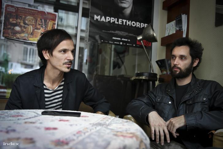 G. Szabó Hunor és Boros Levente, két zenész, akik tényleg tagok a Qualitonsban