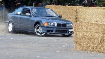 Jó nyári gumit a sperres BMW-re