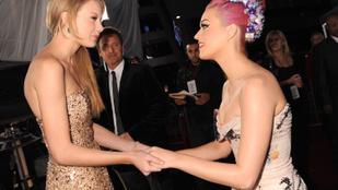 Katy Perry énekelne Taylor Swifttel, de csak egy feltétellel
