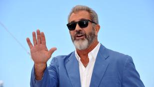 Valaki azt mondta, hogy Mel Gibson ezt mondta