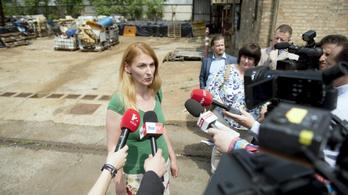 Nem engedték Baranyi Krisztináék delegáltjának, hogy leellenőrizze a gyanús ajánlásokat