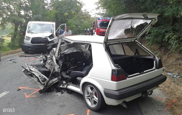 Szada baleset 2