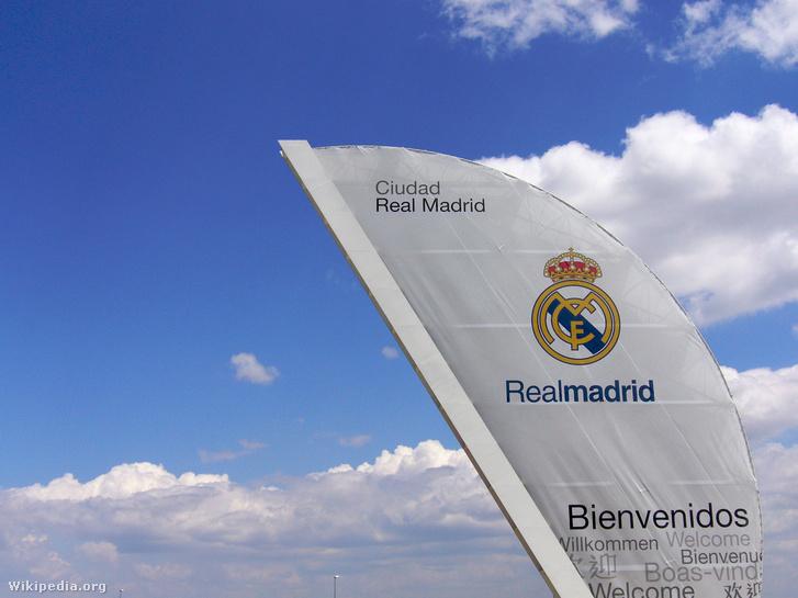 Bienvenidos a Ciudad Real Madrid