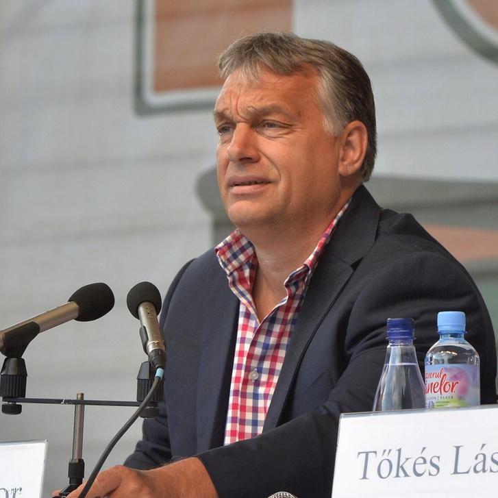 Orbán Viktor Tusványoson