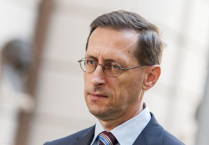 Varga Mihály Pozsonyban