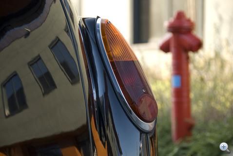 Austin 1100-ról származnak a lámpák