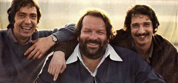 Guido De Angelis, Bud Spencer és Maurizio De Angelis