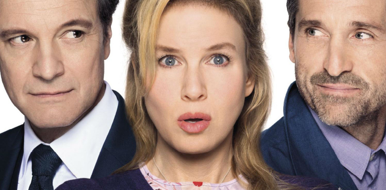 Bridget Jones Trio 1Sht Teaser UK