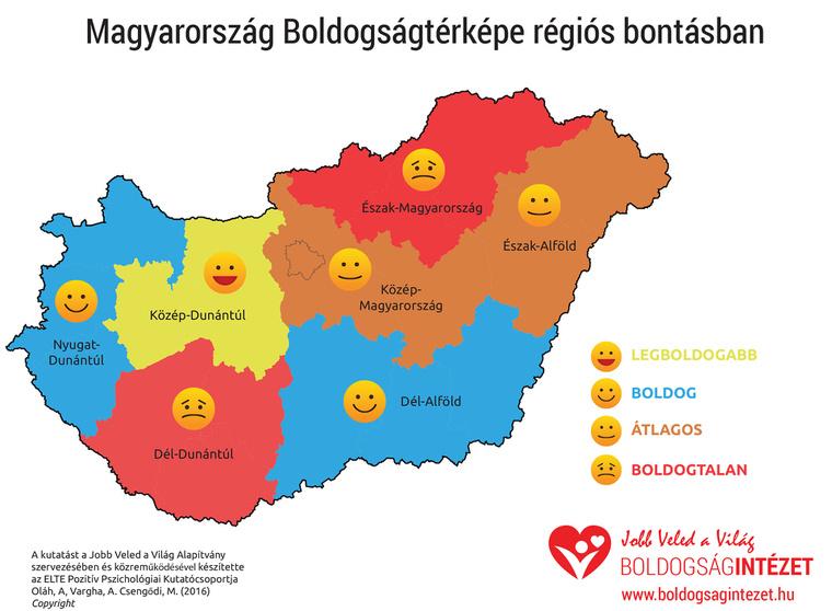 Boldog magyarok.