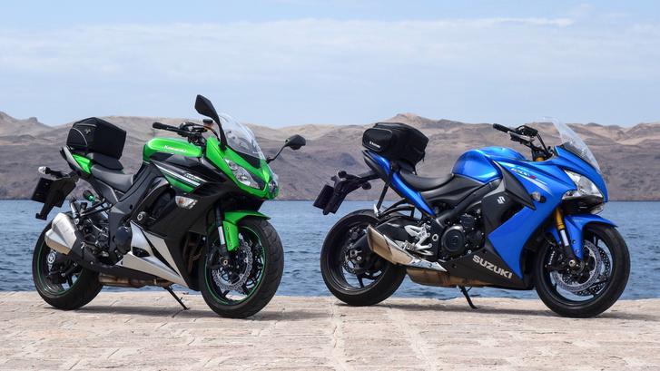 Közvetlen ellenfele a Suzuki GSX-S1000 burkolt változata
