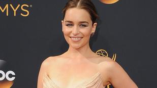 Szerencsére Emilia Clarke-nak vannak tervei a Trónok harca után