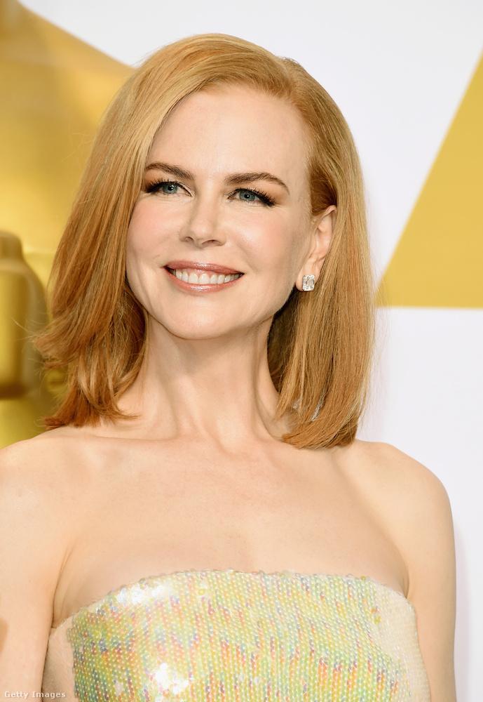 Nicole Kidman egy másik Tom Cruise-exfeleség, ezért nem meglepő, hogy ő is szerepel a listán