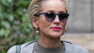 Ez a pasi durván zaklatta Sharon Stone-t